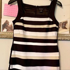WHBM Sleeveless Sheath Dress Size 10
